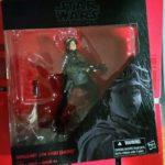 Figurine StarWars : NEW Star Wars Sergeant Jyn Erso Eadu Rogue One Figurine Black Series - FREE SHIP