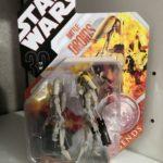 StarWars figurine : STAR WARS 2007 30th Anniversaire Saga Legends Battle Droids version grise