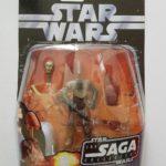 Figurine StarWars : STAR WARS FIGURINE C-3PO WITH BATTLE DROID HEAD N°17 SÉRIE SAGA COLLECTION  NEUF
