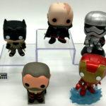 Figurine StarWars : FIGURINE POP - FUNKO POP - STAR WARS - BATMAN - HANIBAL - IRON MAN EN LOOSE