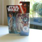 StarWars figurine : ★ Figurine Star Wars Rey Hasbro Disney Neuf Jamais Ouvert