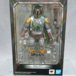 StarWars figurine : S.H. Figuarts Boba Fett STAR WARS Episode VI (Return of the Jedi) BANDAI NEW***
