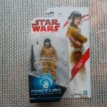 StarWars collection : Resistance Tech Rose / Star Wars Hasbro Blister Action Figure Force Link*