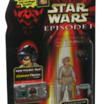 StarWars figurine : Star Wars Épisode I Naboo Pilote Anakin Skywalker Commtech Chip Figurine