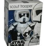 Figurine StarWars : Star Wars Mighty Tasses Scout Trooper Hasbro Grosse Figurine Vinyle