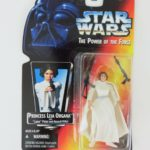 "StarWars collection : Kenner Star Wars Princess Leia The Power of the Force 3 3/4"" Tall Figurine 1995"