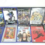 Bundle Lot Of 10 Sony Playstation 2 Video - pas cher StarWars