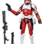 StarWars figurine : Action Figure Star Wars Black Series : Clone Commander Fox Exclu - Hasbro (Neuf)