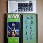 StarWars collection : Figurine Plomb Star Wars 40306 Return of Jedi - West End Games Grenadier 89