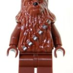 Figurine StarWars : Lego Star Wars Chewbacca sw0011a (From 10188) Wookie Minifigure Figurine New