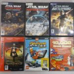 PC Games Job Lot Bundle Star Wars Empire At - Bonne affaire StarWars