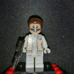 StarWars collection : Figurine Star Wars lego - PRINCESSE LEIA ORGANA / CARRIE FISHER #01 - Jedi