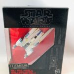 StarWars figurine : Star Wars Black Series Titanium Rebel U-Wing Fighter 29