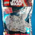 StarWars figurine : LEGO FIGURINE POLYBAG LIMITED MINIFIGURE STAR WARS VAISSEAU FAUCON MILLENIUM