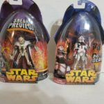 StarWars collection : Star Wars Revenge of the Sith CLONE WARS Figurines Brand New