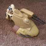 Figurine StarWars : STAR WARS - FIGURINE AST ARMORED SCOUT TANK