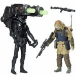 StarWars figurine : Neuf Star Wars Basique Figurine 2 Paquet Rebel Command Pao & Mort Trooper Takara