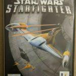 PC CD-ROM Star Wars Starfighter With Manual - Avis StarWars