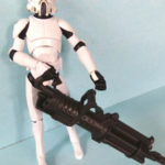 StarWars figurine : STAR WARS CLONE TROOPER ARF trooper 2008 The Clone Wars