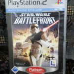 Play Station 2 Spiel PS2 Star Wars - Avis StarWars
