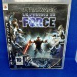 PS3  playstation 3  jeux vidéo star Wars le - Bonne affaire StarWars