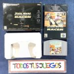 Star Wars Episode I Racer Nintendo 64 N64 - Avis StarWars