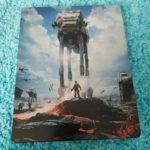 Star Wars: Battlefront STEELBOOK OHNE SPIEL - Occasion StarWars