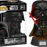 Figurine StarWars : Figurine Star Wars - Darth Vader Lights and Sound Pop 10cm