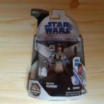 Figurine StarWars : Figurine star wars the clone wars obi wan kenobi 2008