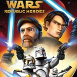 star wars the clone wars republic heroes psp - jeu StarWars