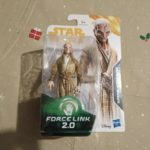 StarWars collection : Figurine star wars force link snoke