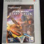 PS2 Platinum Star Wars Starfighter - jeu StarWars