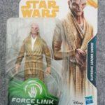 StarWars collection : Figurine Star Wars Supreme Leader Snoke NEUVE Hasbro Force Link 2.0