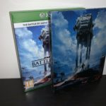 Star Wars Battlefront XBox One Steelbook PAL - jeu StarWars