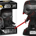 Figurine StarWars : Figurine Star Wars - Rise of  Skywalker - Kylo Ren Supreme Leader  Lights and So