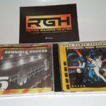 2 MEGA POWER SEGA MEGA CD DEMO DISCS WITH - Avis StarWars