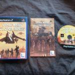 STAR WARS THE CLONE WARS Sony Playstation 2 - Bonne affaire StarWars