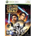 Star Wars The Clone Wars Republic Heroes Xbox - Occasion StarWars