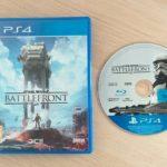 Star Wars Battlefront Ps4 PlayStation 4 game - Bonne affaire StarWars