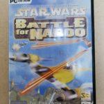 STAR WARS - Battle For Naboo Pc Cd Rom FAST - Avis StarWars