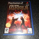 Star Wars Episode III: Revenge of the Sith - - jeu StarWars