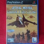 PS2 PLAYSTATION 2 SONY STAR WARS LA GUERRA - pas cher StarWars