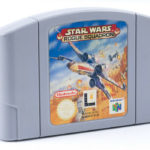 Star Wars: Rogue Sqaudron - N64 Nintendo 64 - Occasion StarWars