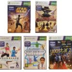 Xbox 360 Kinect Games Bundle: Star - Bonne affaire StarWars