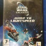 PC CD Rom Star Wars Galaxies Jump to Light - Avis StarWars