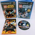 Playstation 2 LEGO Star Wars The Video Game + - Avis StarWars