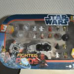 StarWars figurine : PACK FIGHTER PODS  FIGURINE EXCLUSIVE STAR WARS COMME  NEUF HASBRO
