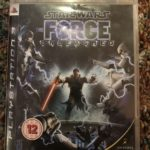 Star Wars The Force Unleashed PS3 Video Game - Avis StarWars