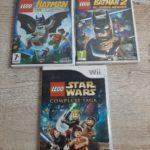 Nintendo Wii Lego Batman 1&2, Lego Star - Avis StarWars