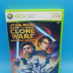 Star Wars The Clone Wars Republic Heroes UK - jeu StarWars